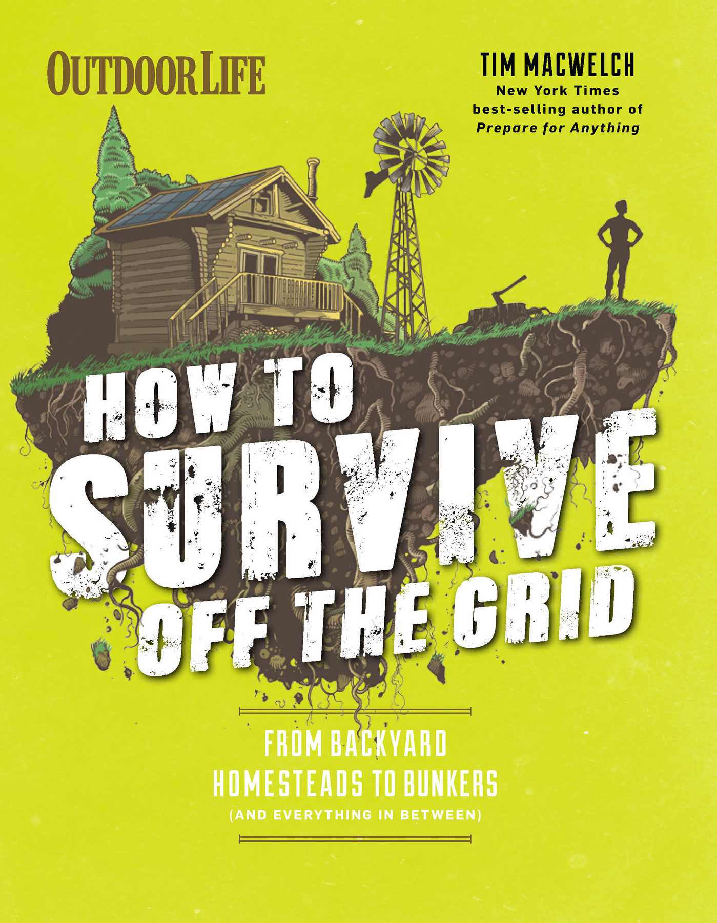 how to become off the grid
