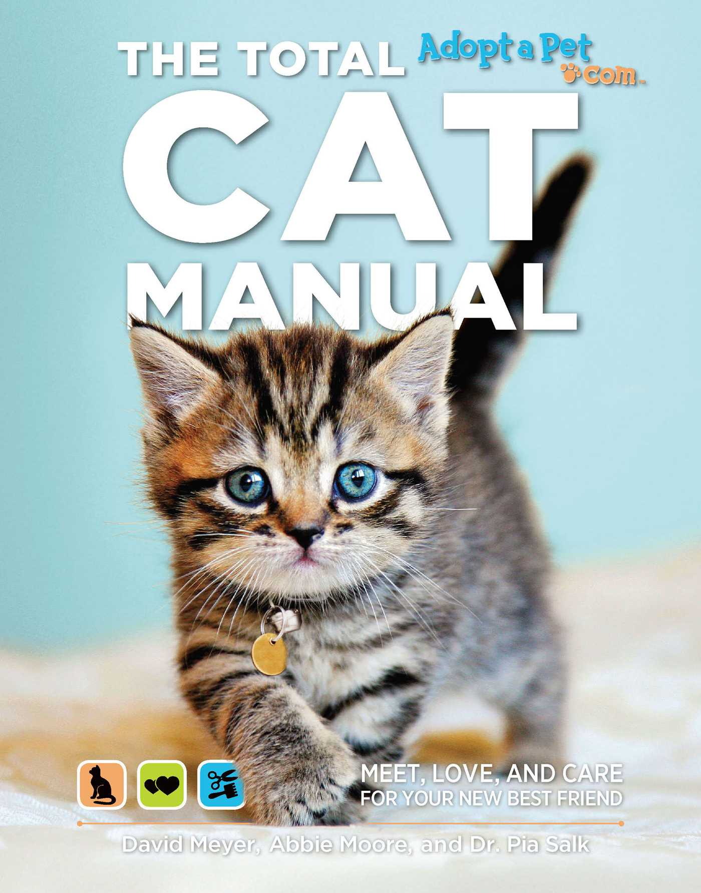 The total cat manual 9781681881553 hr