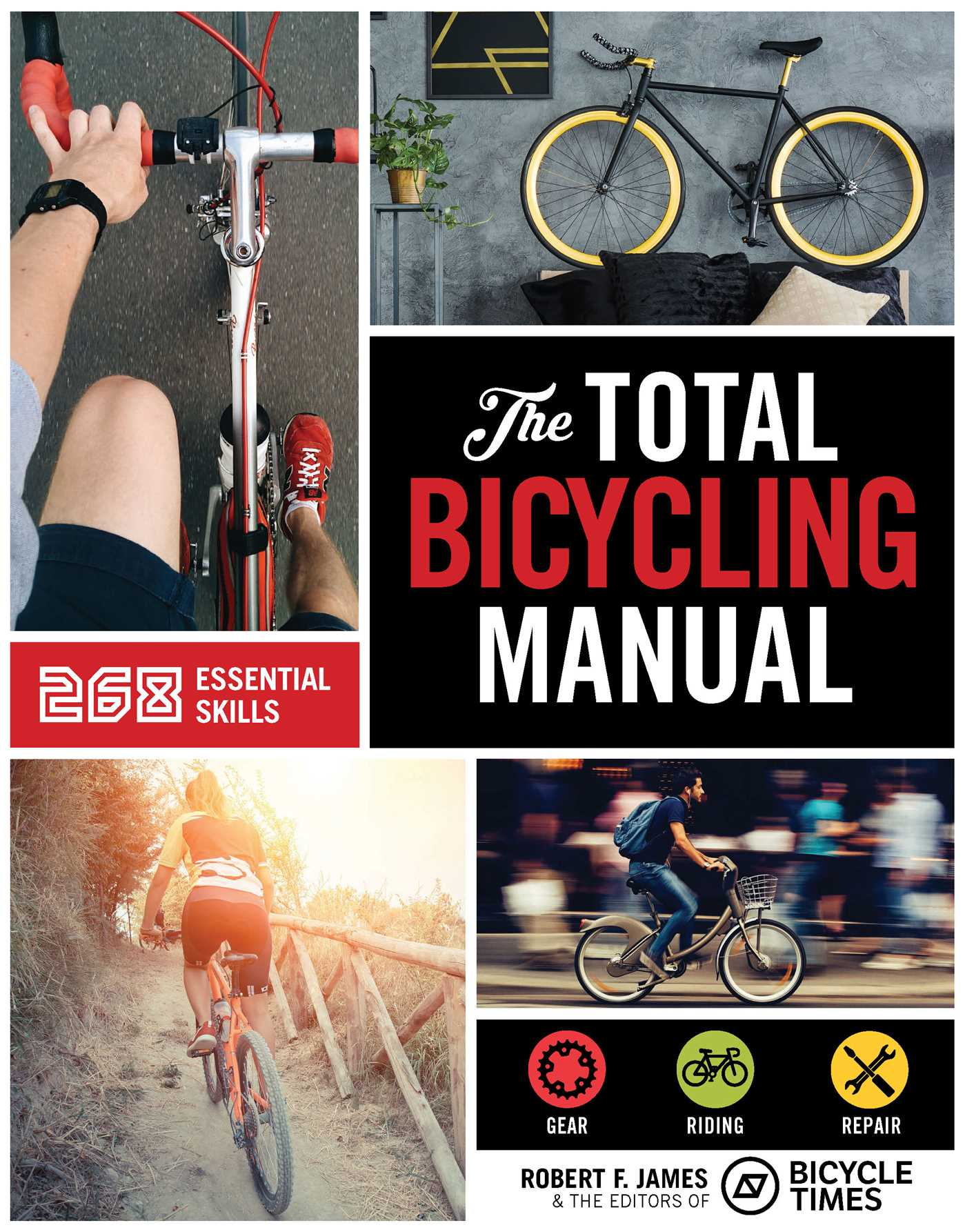 The total bicycling manual 9781681881591 hr