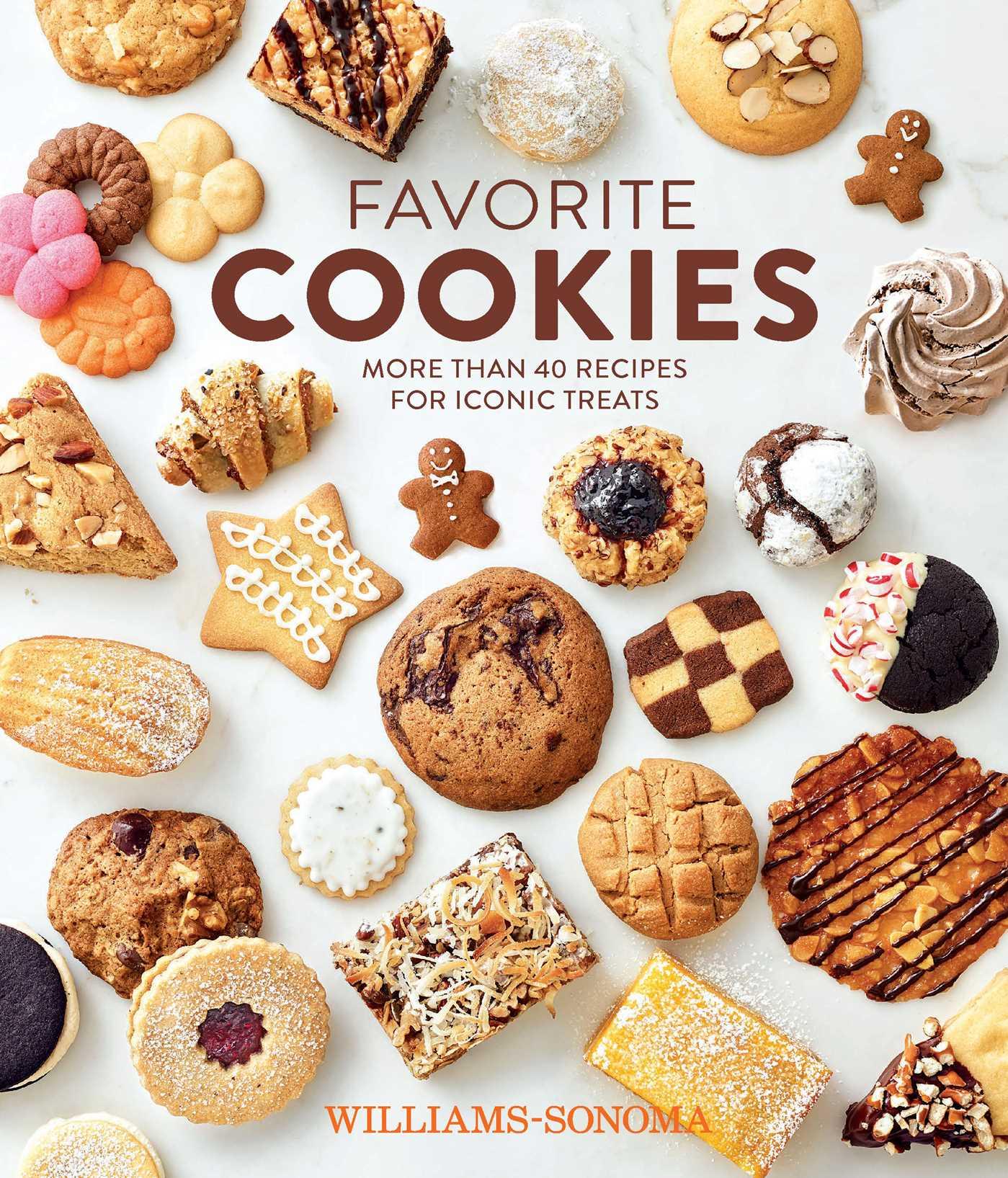 Favorite cookies 9781681881768 hr