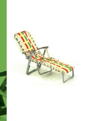From Scraps Journal: Chaise Lounge Chair
