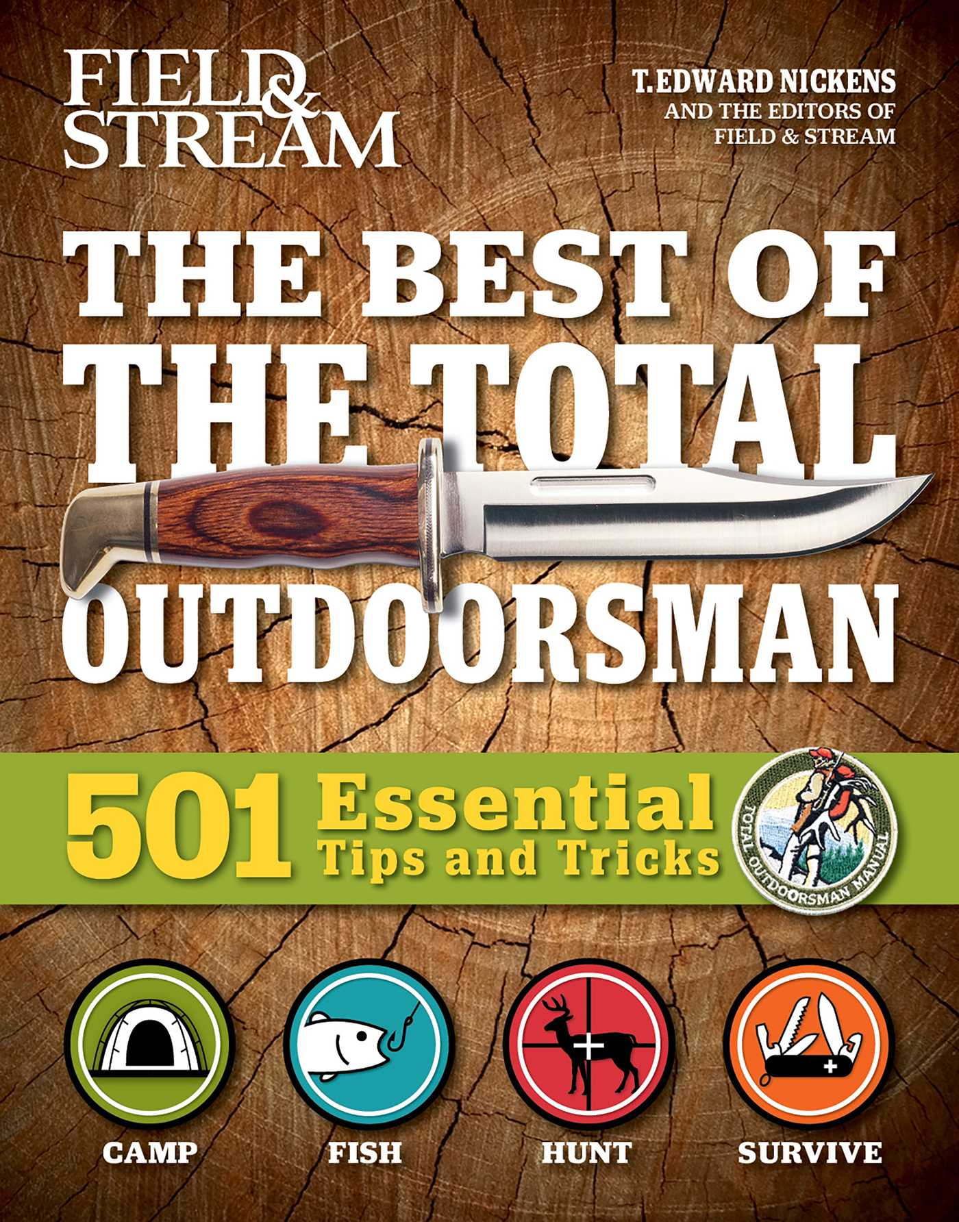 The best of the total outdoorsman 9781681882413 hr