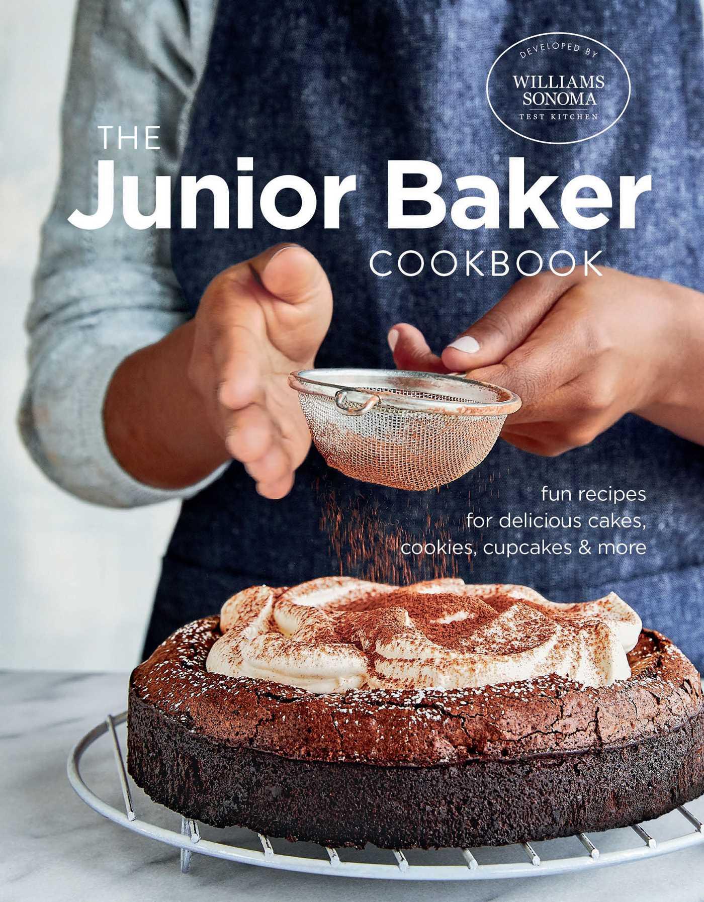 Junior baker 9781681882673 hr