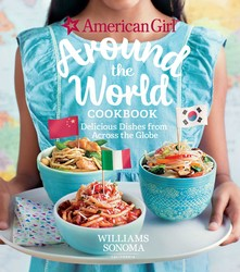 American girl around the world cookbook 9781681882802