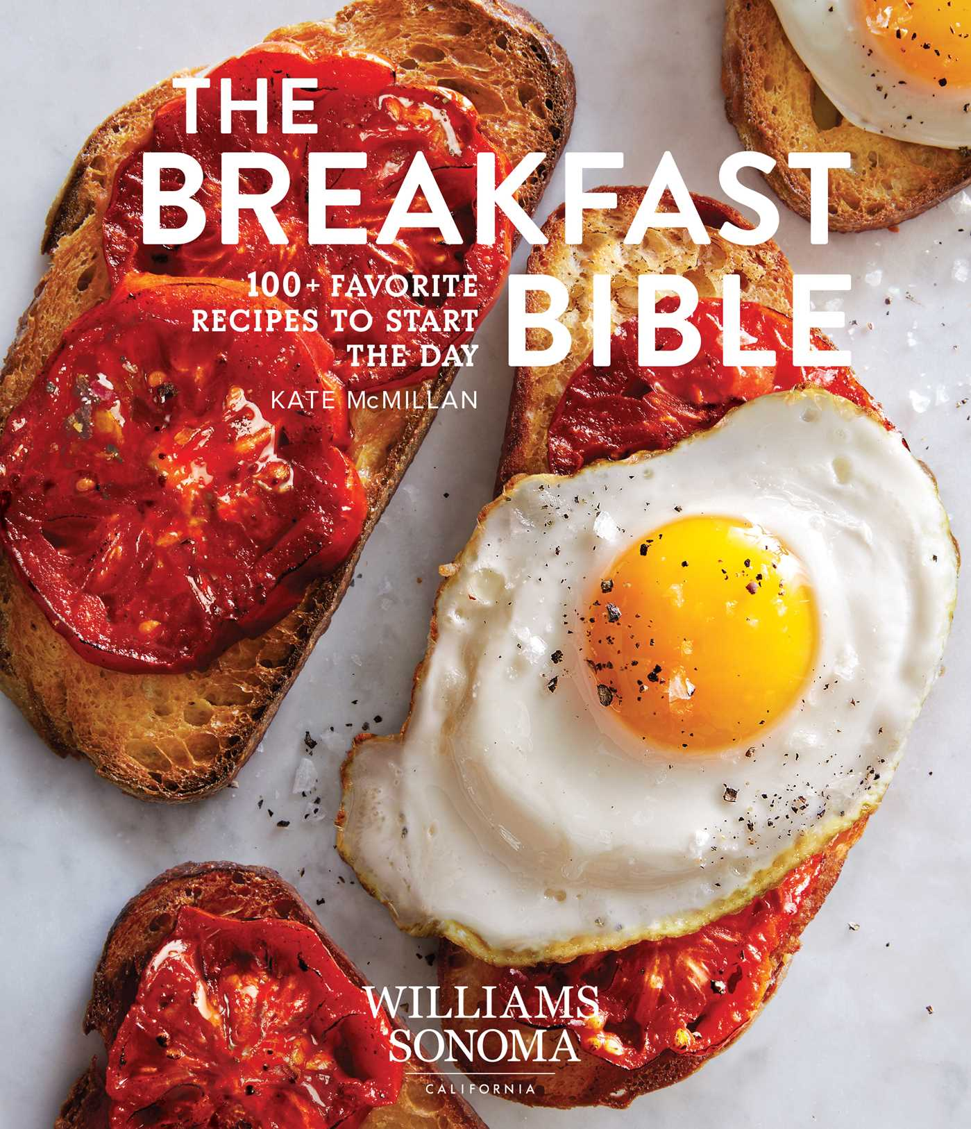 The breakfast bible 9781681882918 hr