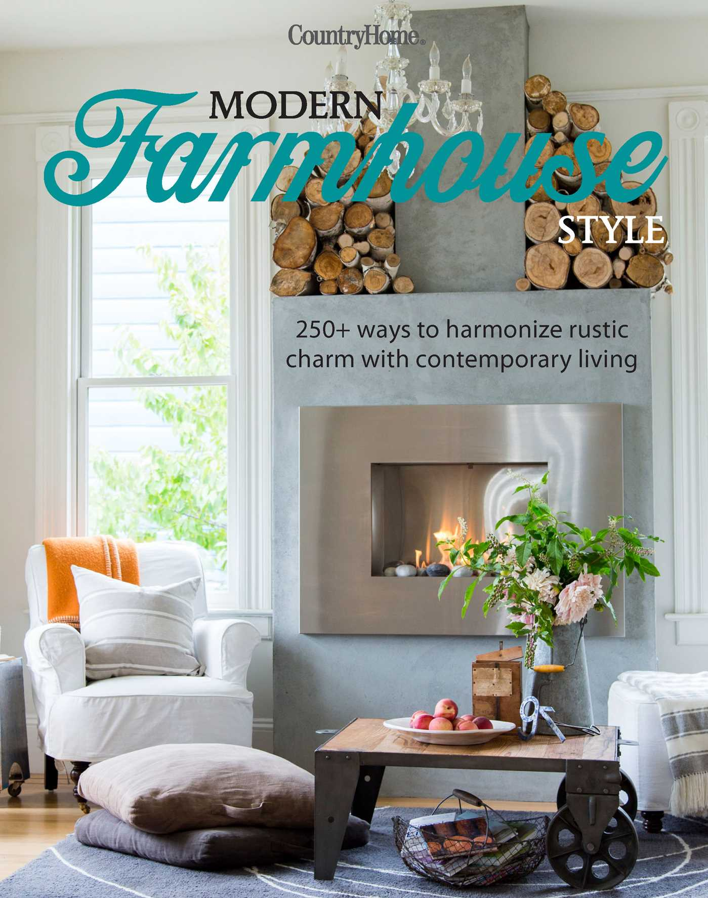 Modern Farmhouse Style 9781681882956 Hr