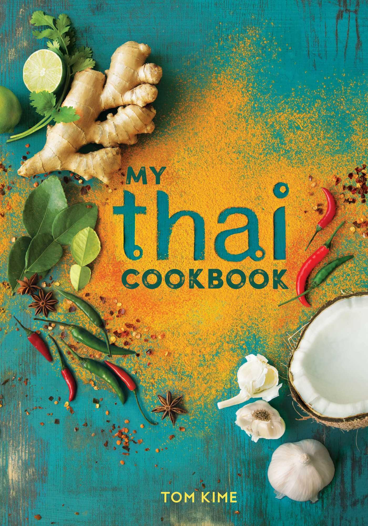 My thai cookbook 9781681883021 hr