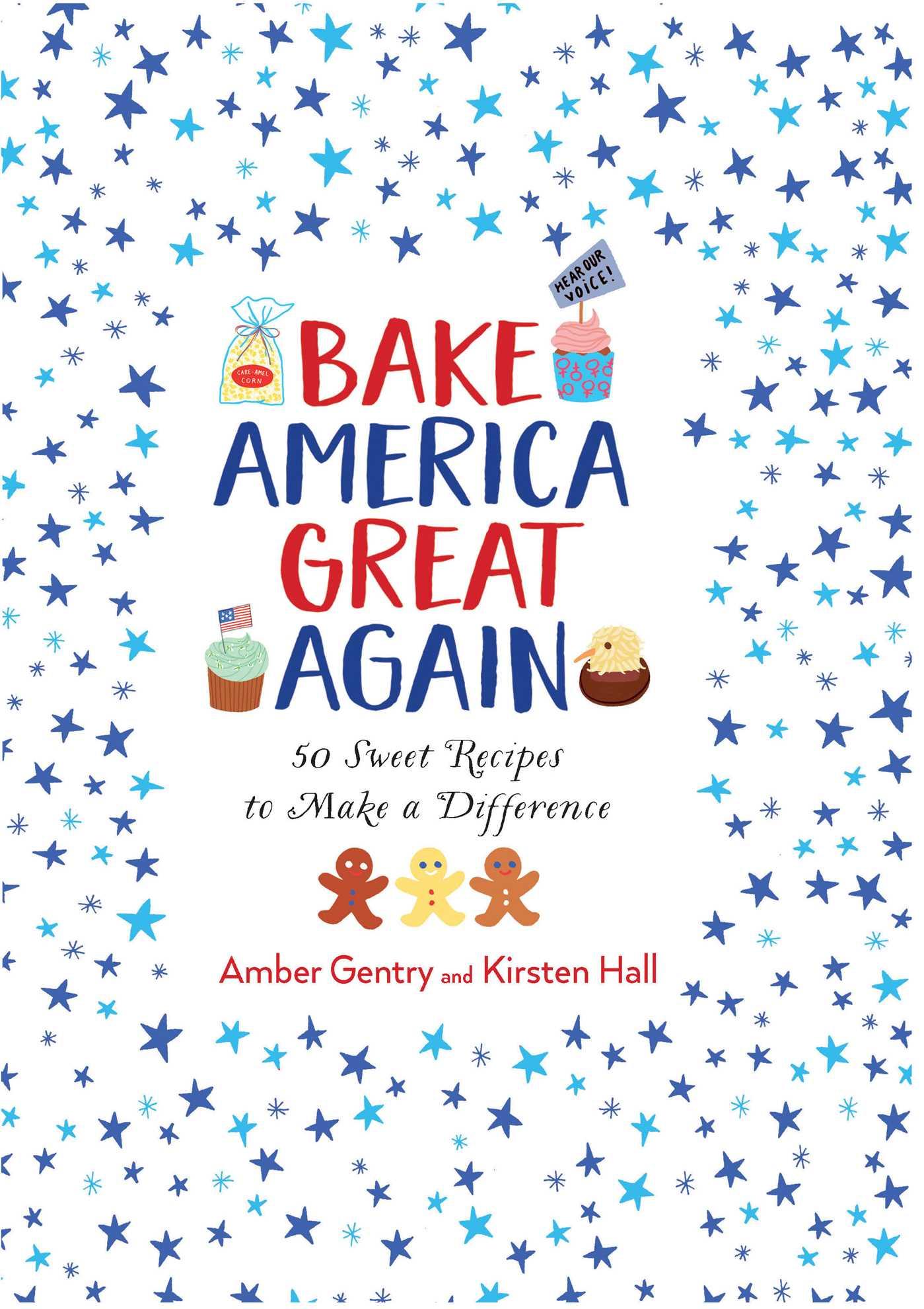 Bake america great again 9781681883212 hr