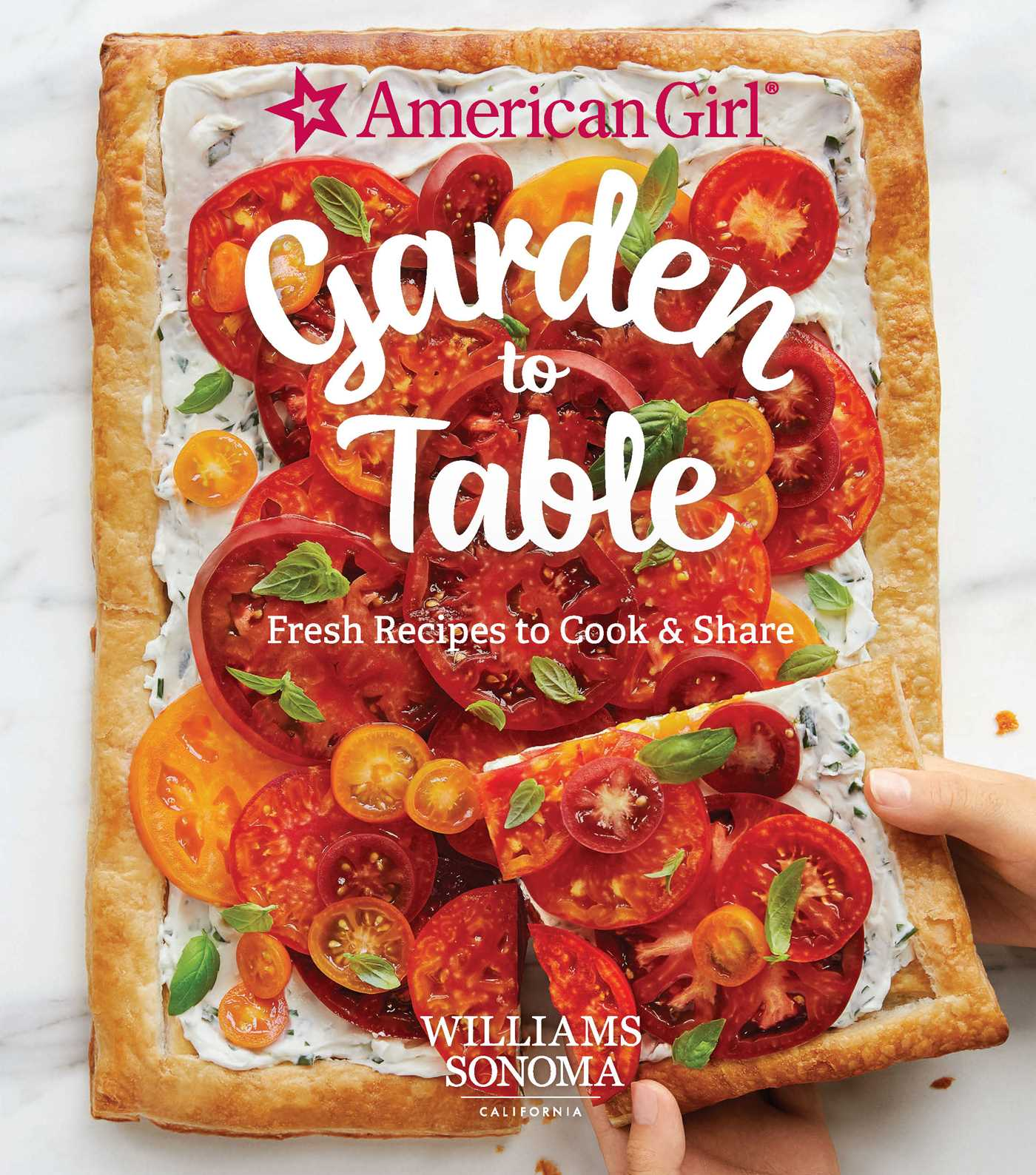 American girl garden to table 9781681883601 hr