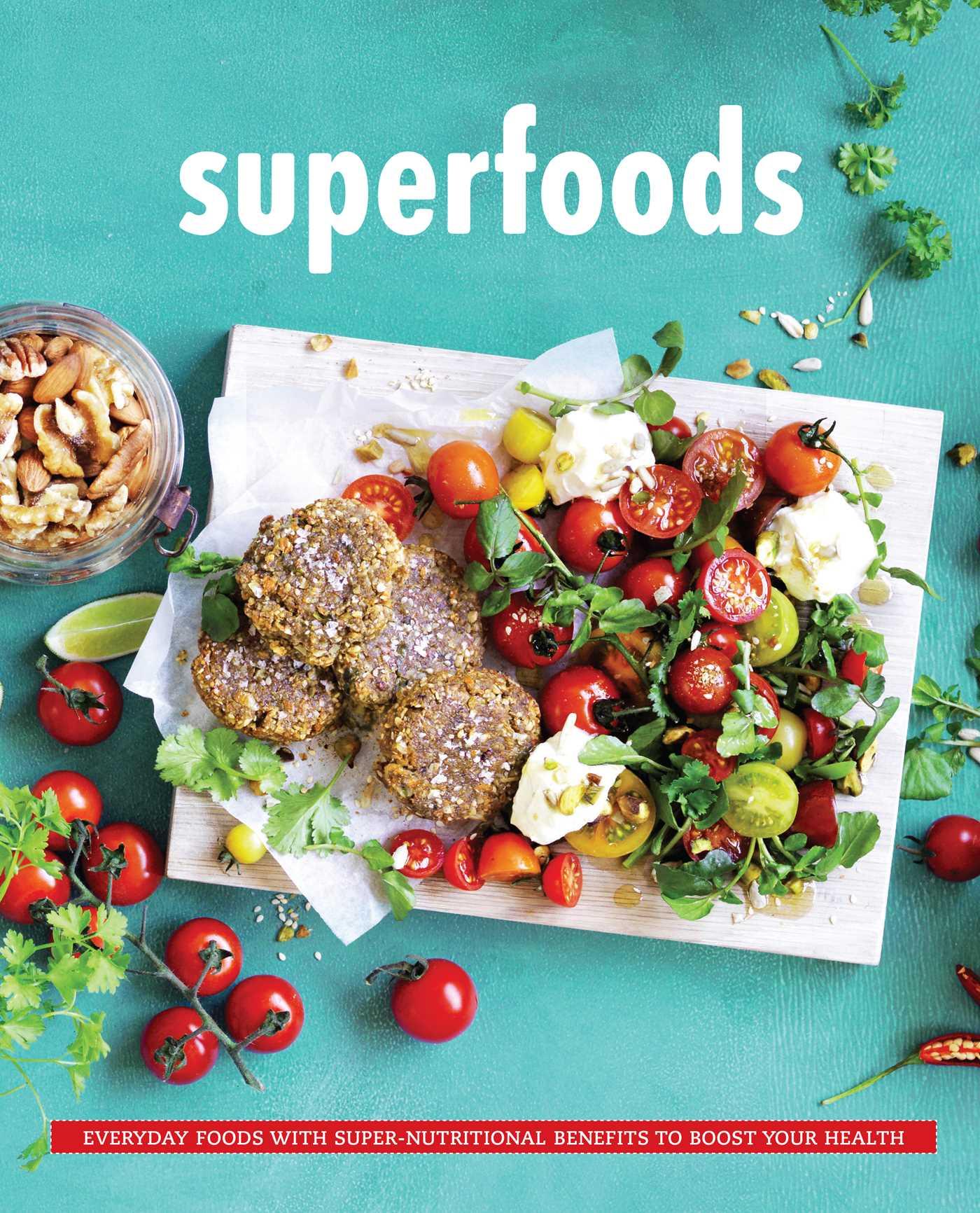 Superfoods 9781681883762 hr