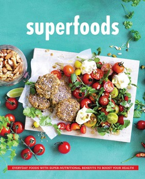 Superfoods book by the australia womens weekly test kitchen superfoods forumfinder Image collections