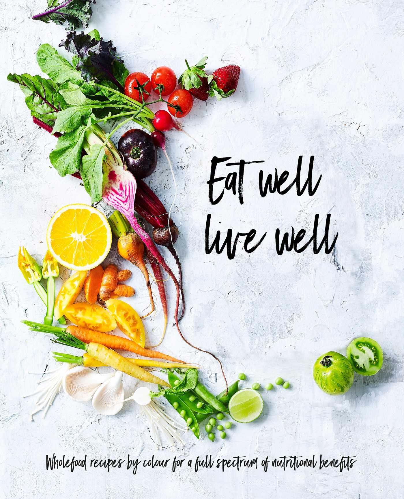 Eat well live well 9781681883786 hr