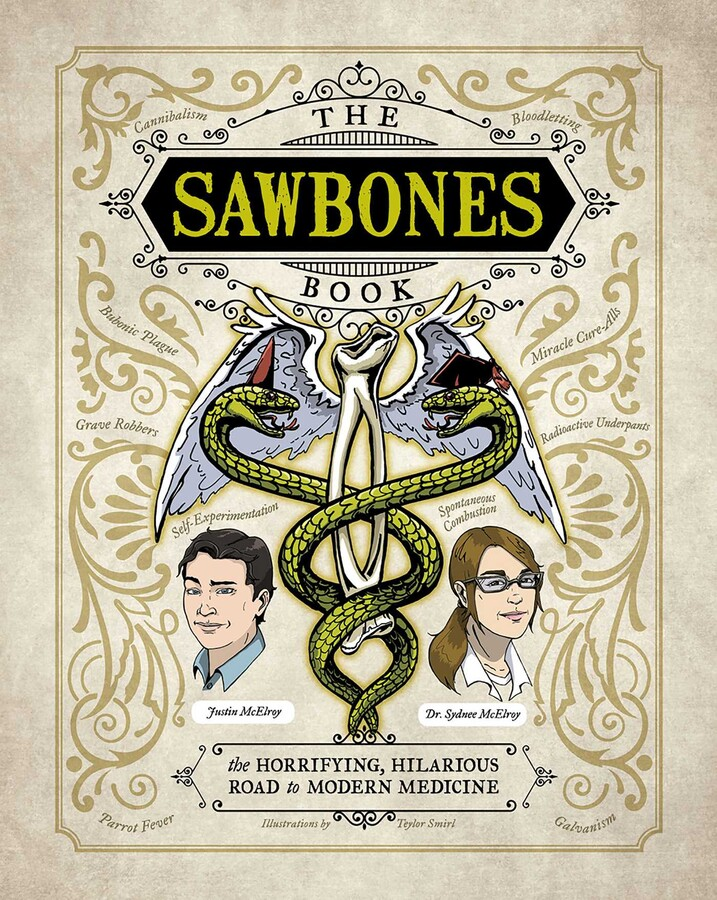 The Sawbones Book