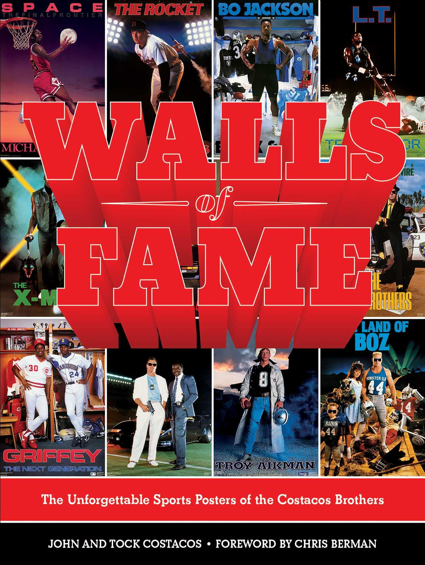 Walls of fame 9781681884042 hr