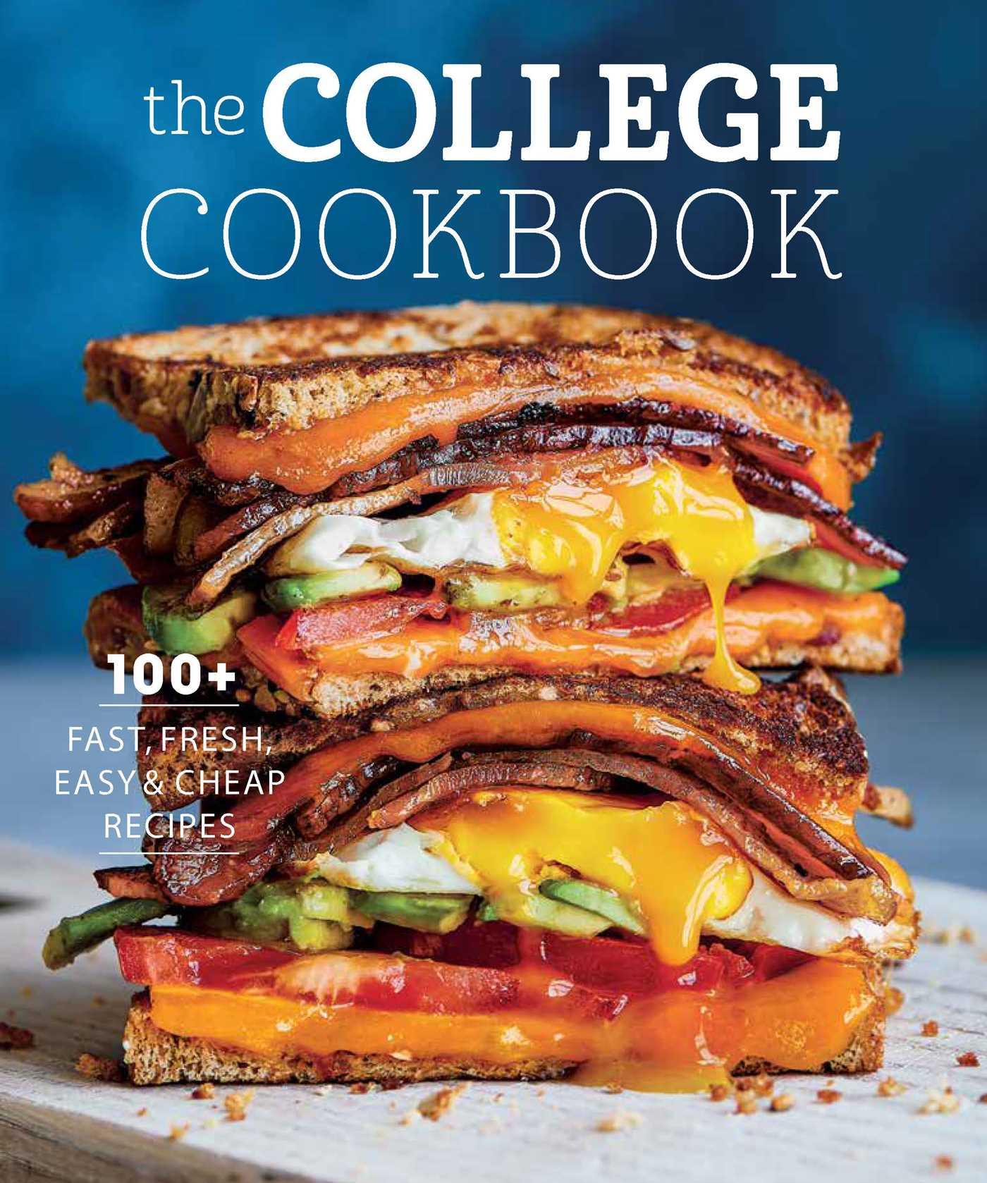 The college cookbook 9781681884363 hr