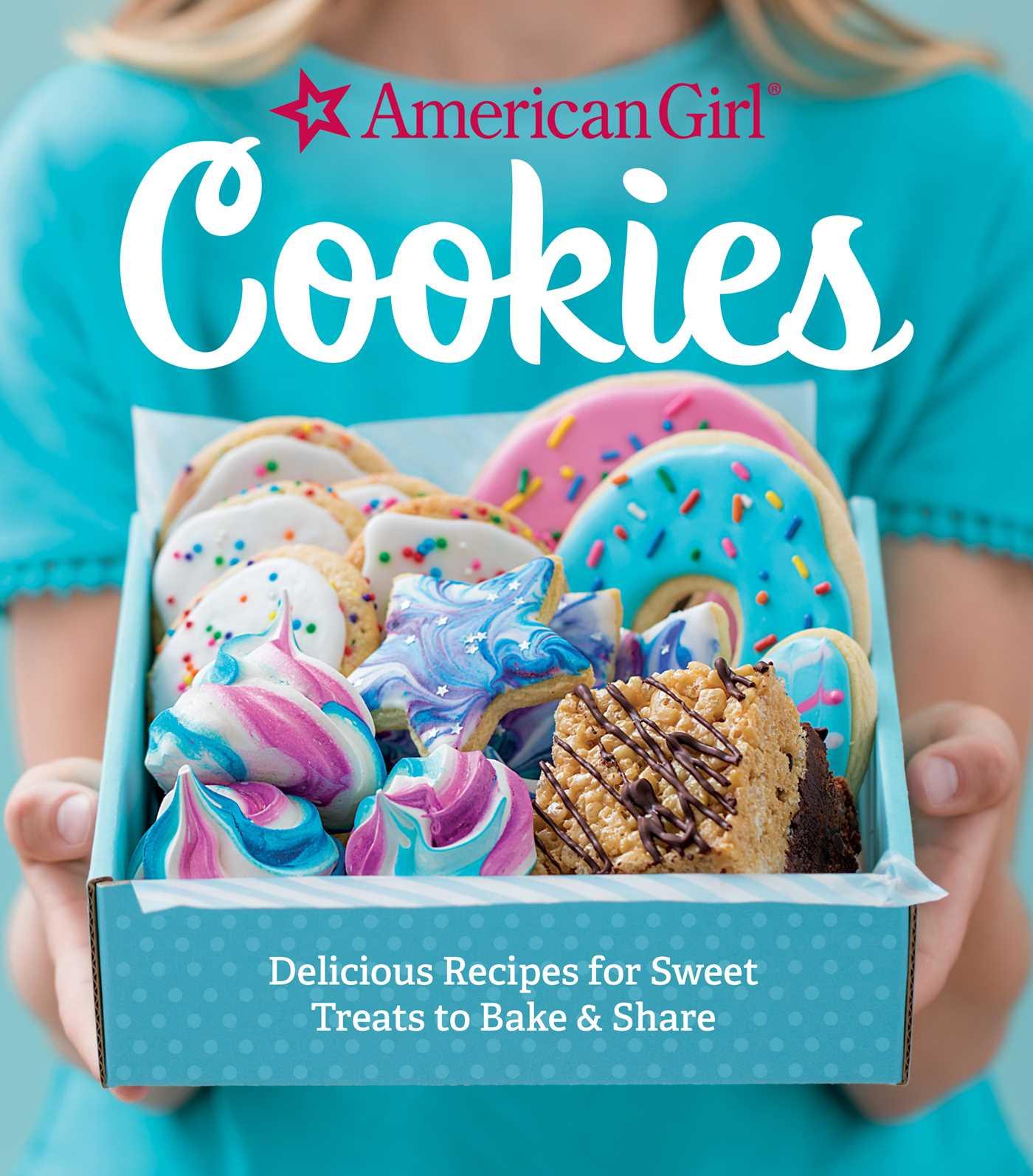 American girl cookies 9781681884424 hr