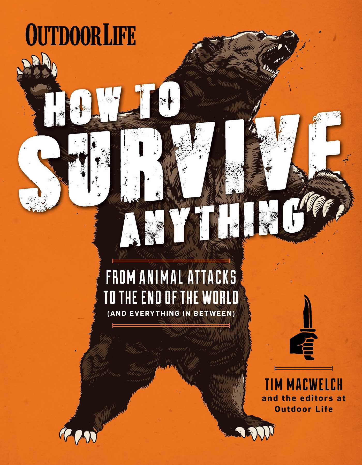 How to survive anything 9781681884585 hr