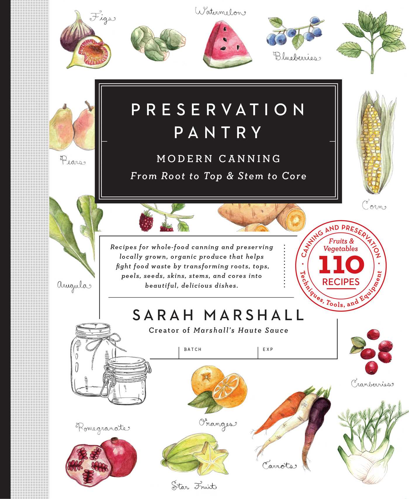 Preservation pantry book by sarah marshall official publisher preservation pantry 9781682450062 hr forumfinder Image collections