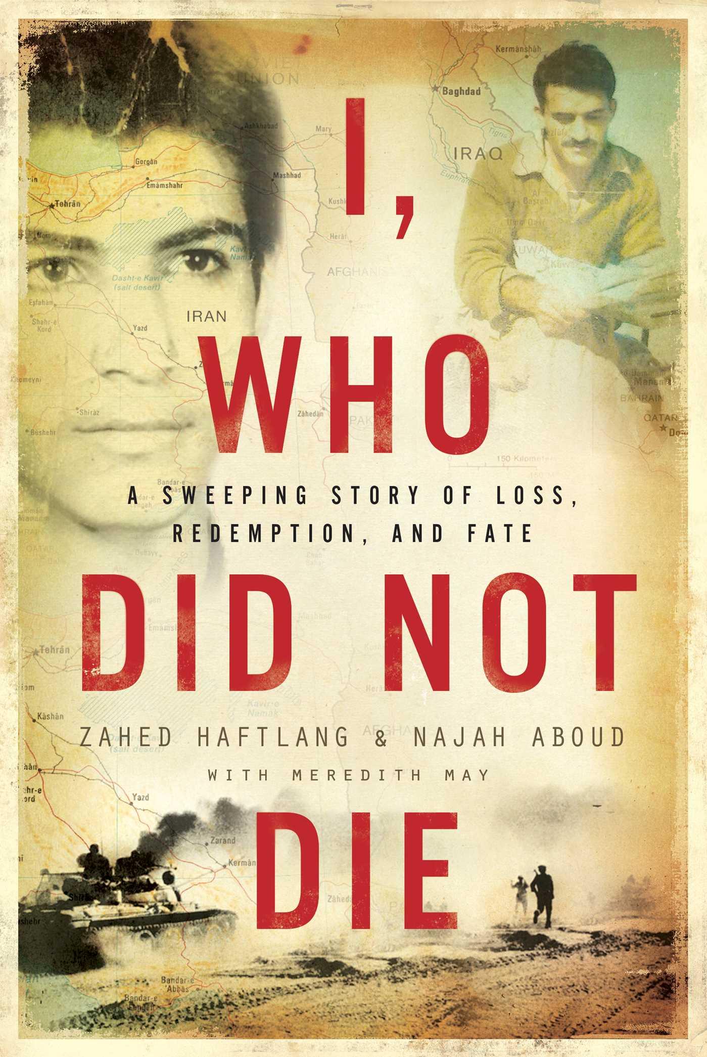 I who did not die 9781682450116 hr