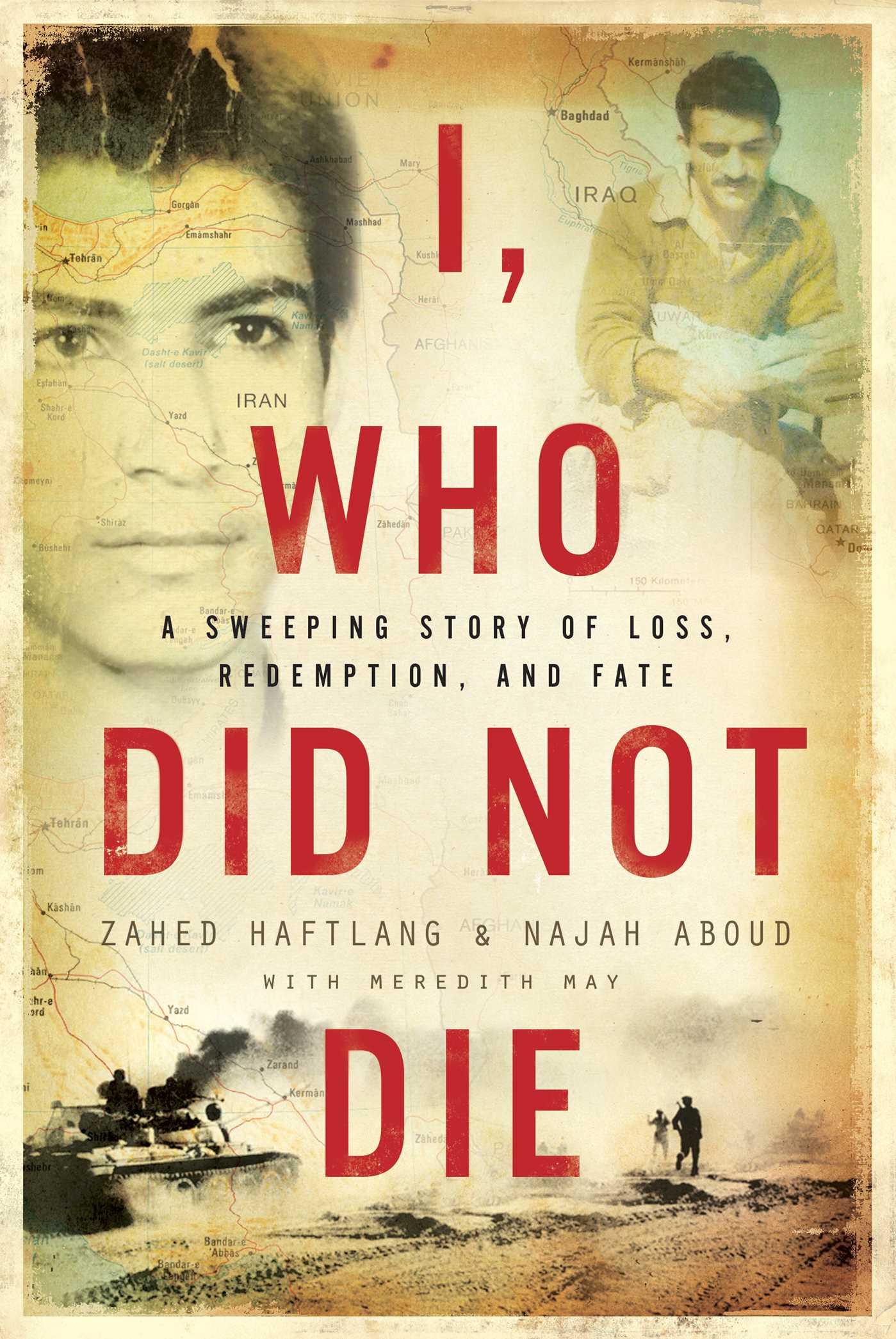 I who did not die 9781682450123 hr