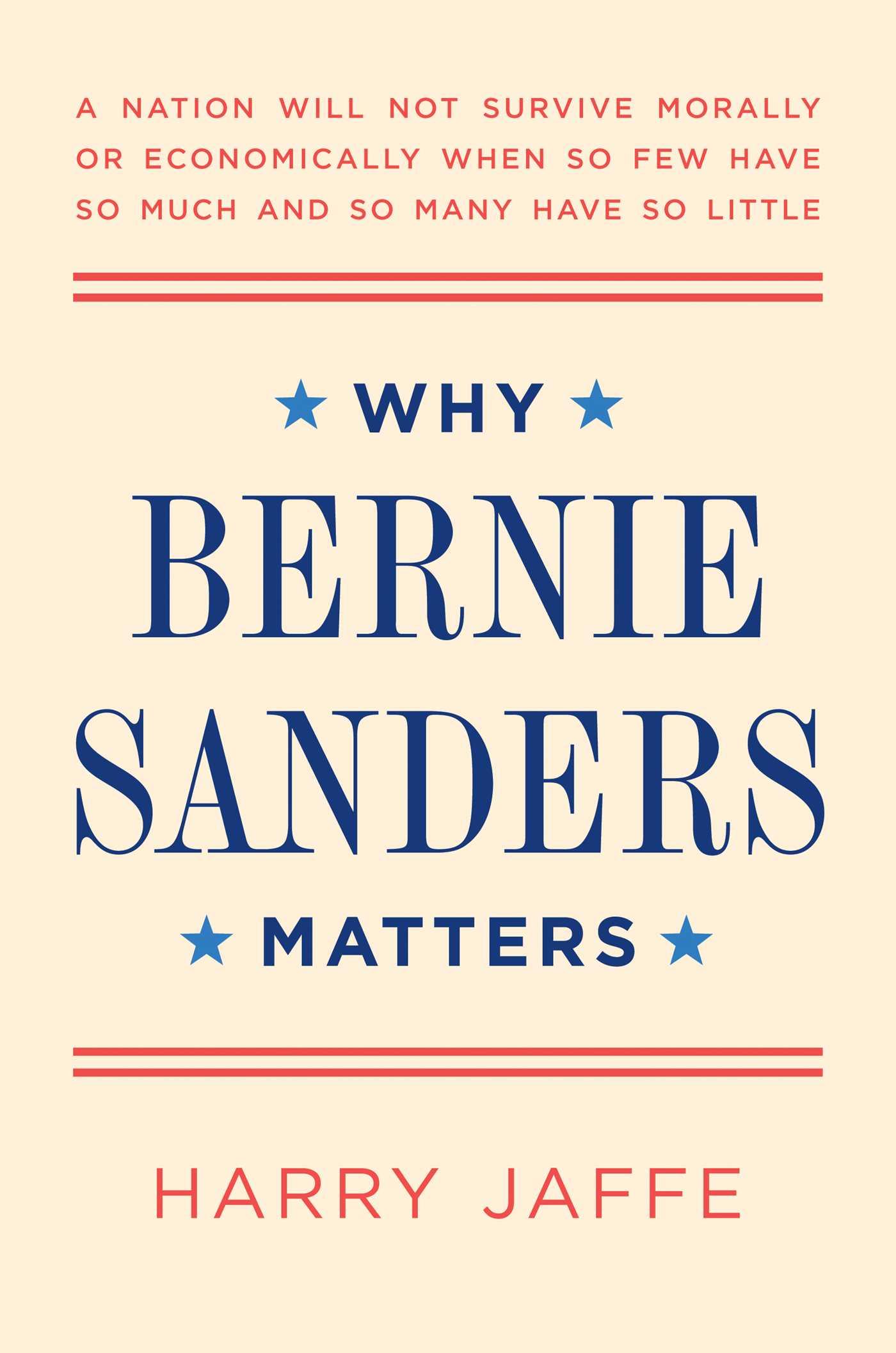 Why bernie sanders matters 9781682450185 hr