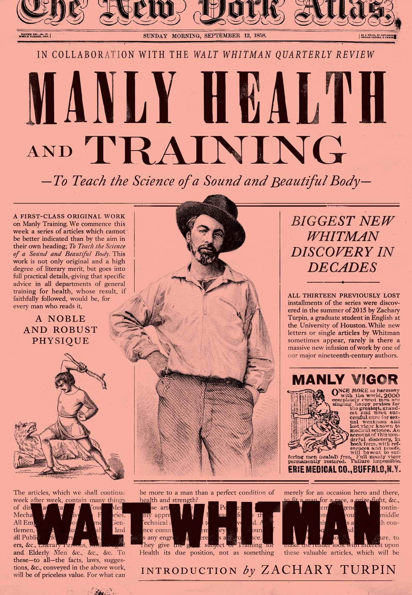 Manly health and training 9781682450758 hr