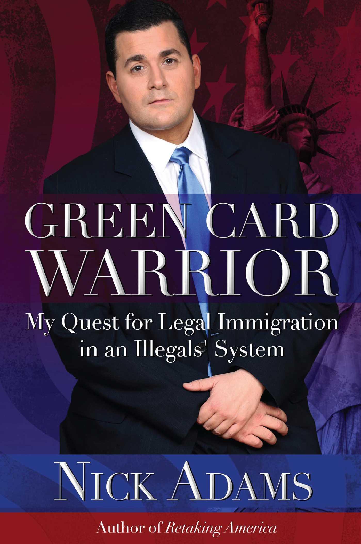 Green card warrior 9781682613054 hr