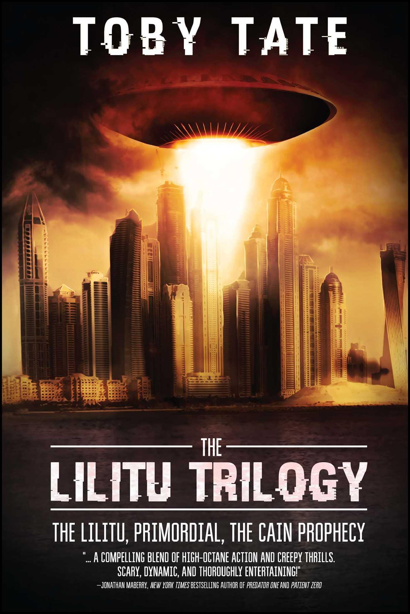 The lilitu trilogy 9781682613214 hr