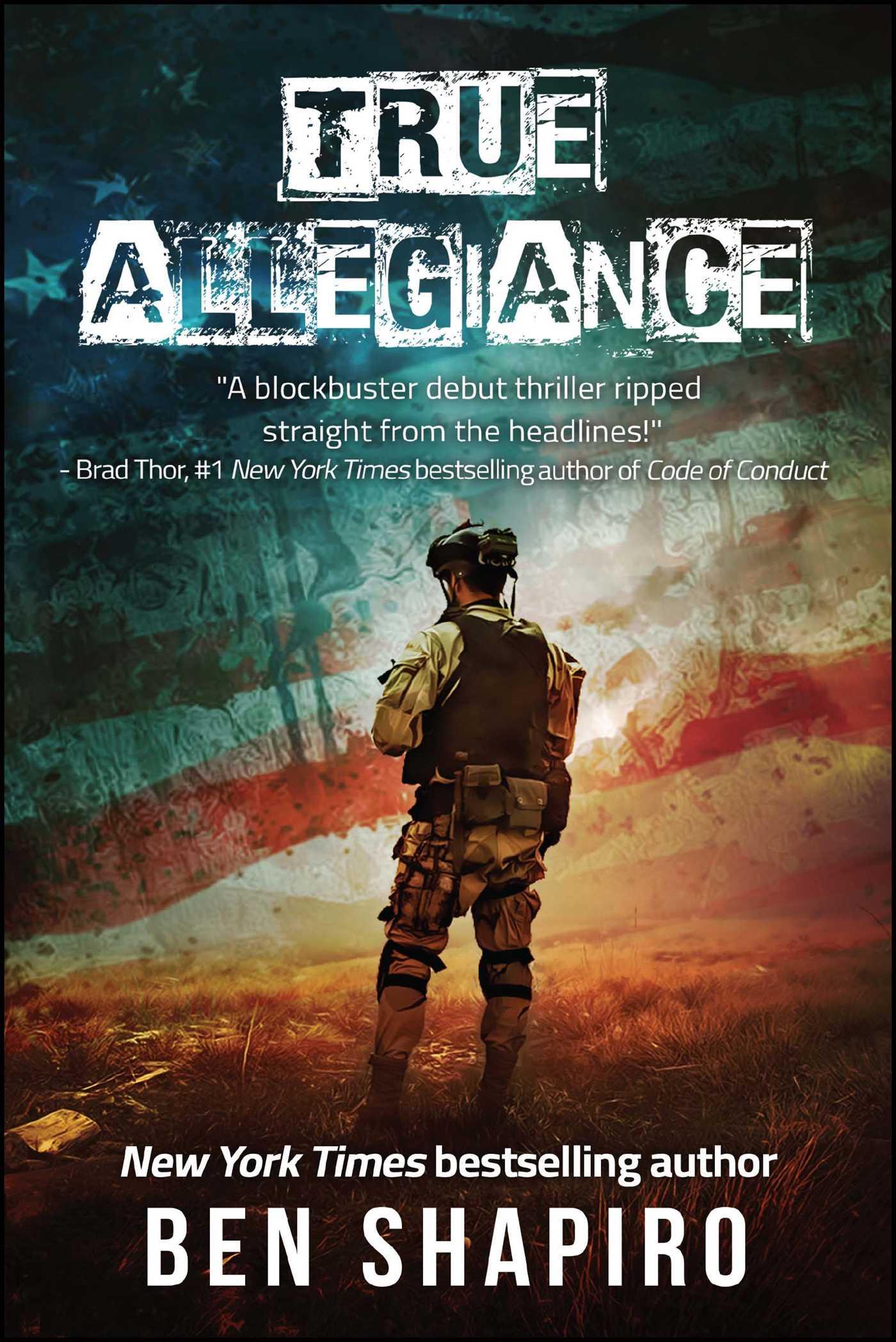 True allegiance 9781682613320 hr