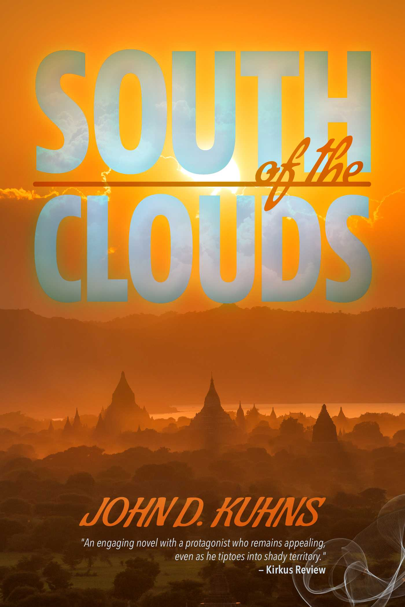 South of the clouds 9781682613726 hr