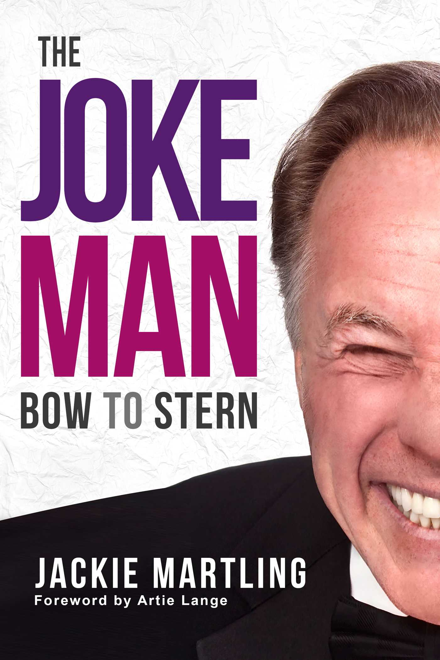 The joke man 9781682613894 hr