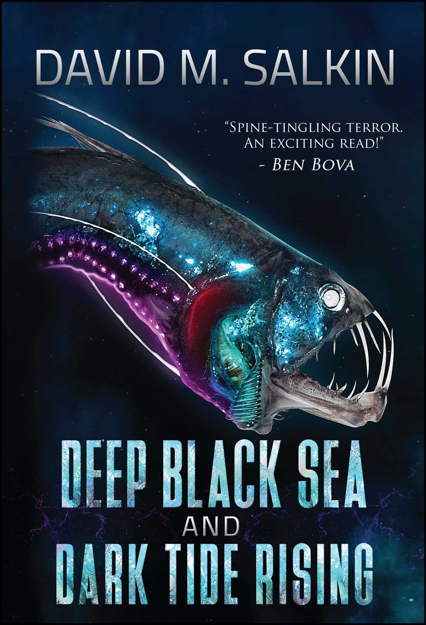 Deep black sea and dark tide rising 9781682614471 hr