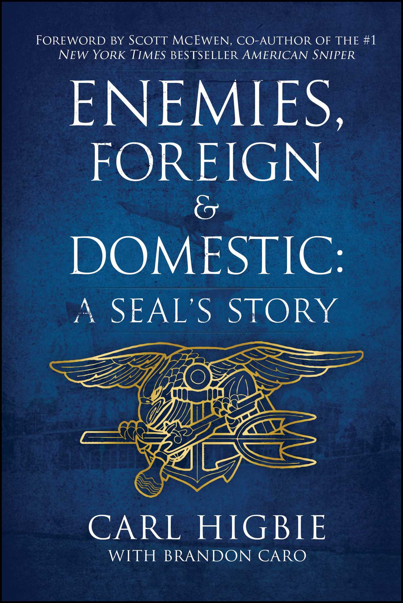 Enemies foreign and domestic 9781682614679 hr