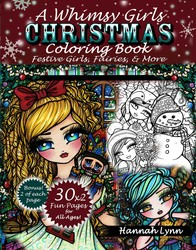 Maui Mermaids & Island Whimsy Girls Coloring Book   Book by Hannah ...