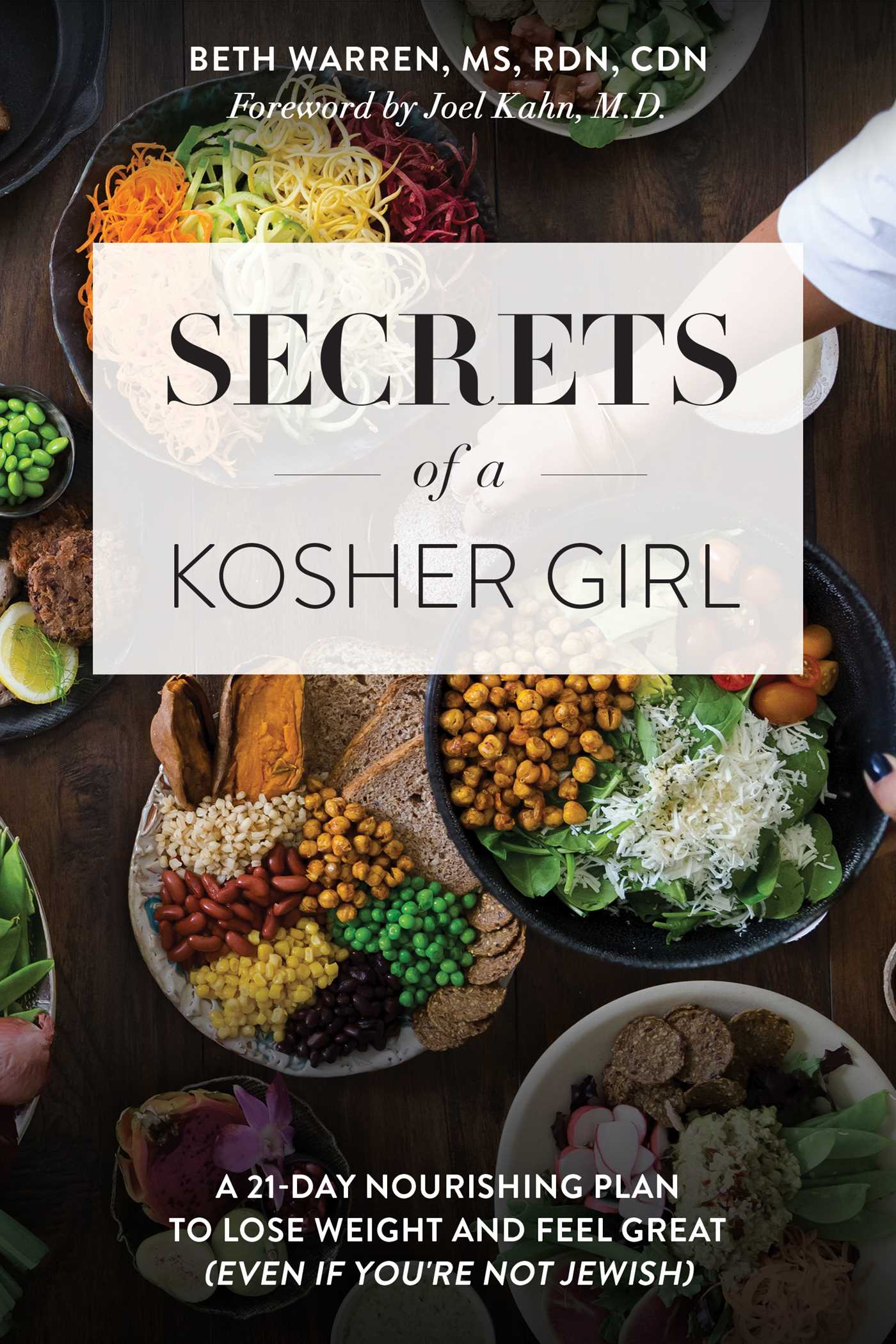Secrets of a kosher girl 9781682614990 hr