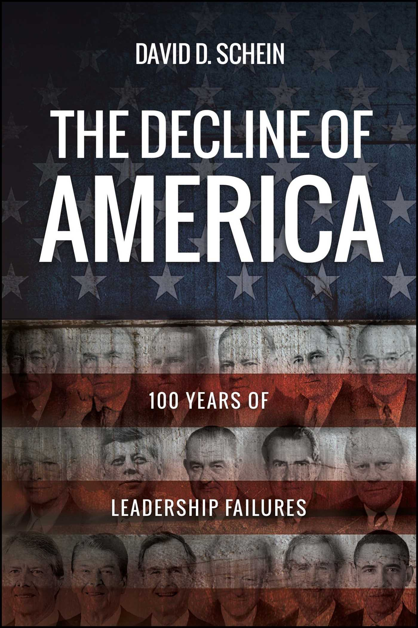 The decline of america 9781682615034 hr