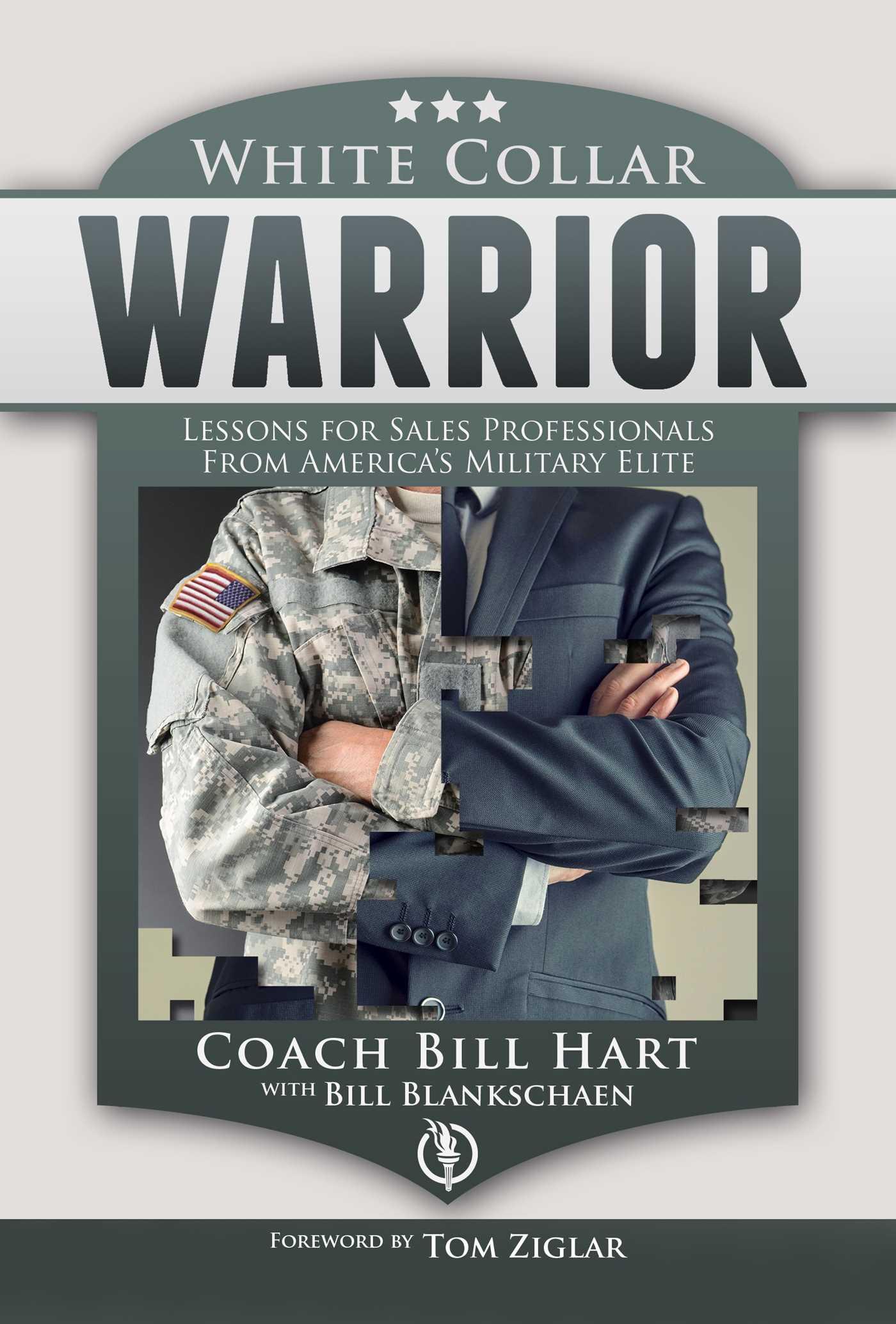 White collar warrior 9781682615287 hr