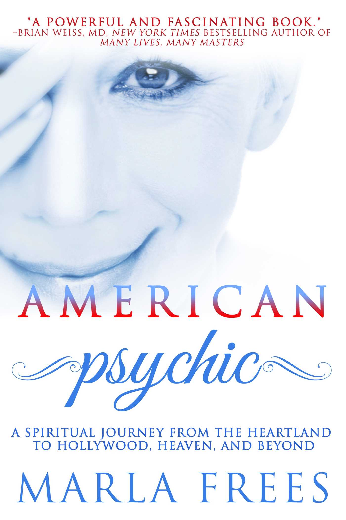 American psychic 9781682615720 hr