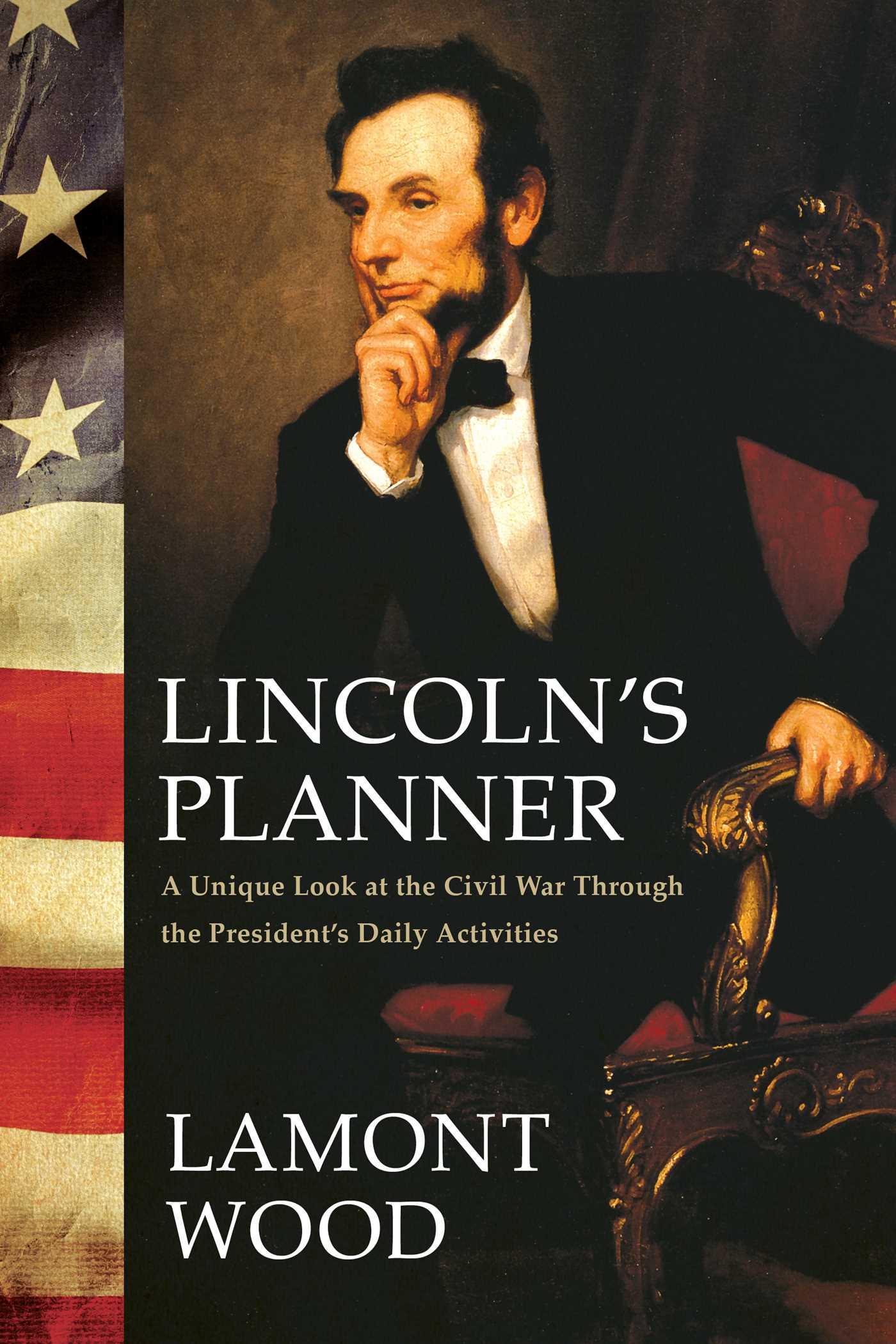 Lincolns planner 9781682616154 hr