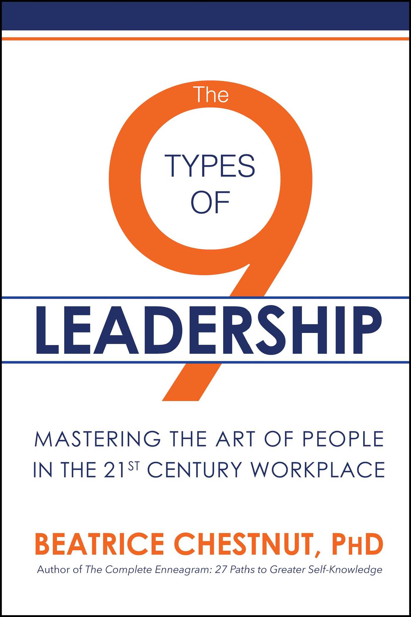 The 9 types of leadership 9781682616383 hr