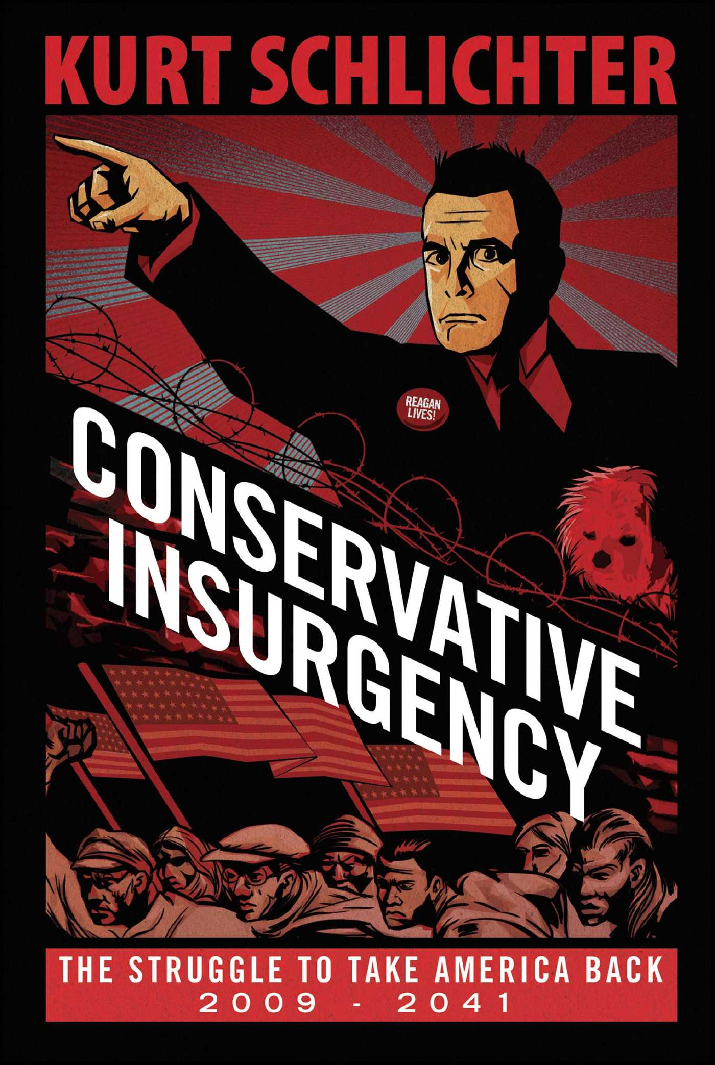 Conservative insurgency 9781682616437 hr