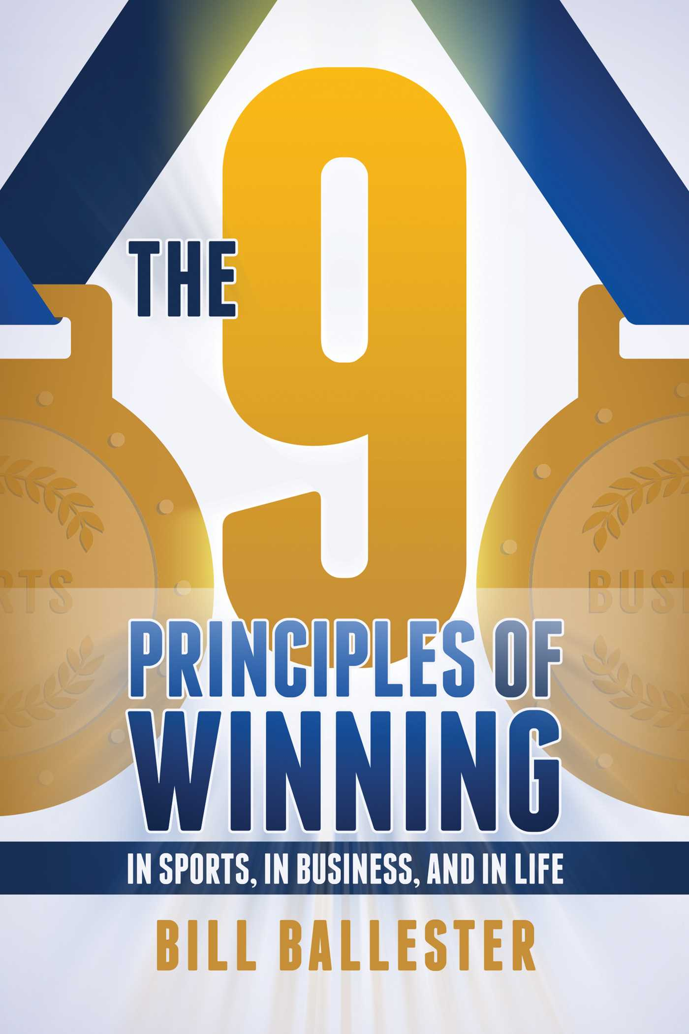 The nine principles of winning 9781682616574 hr
