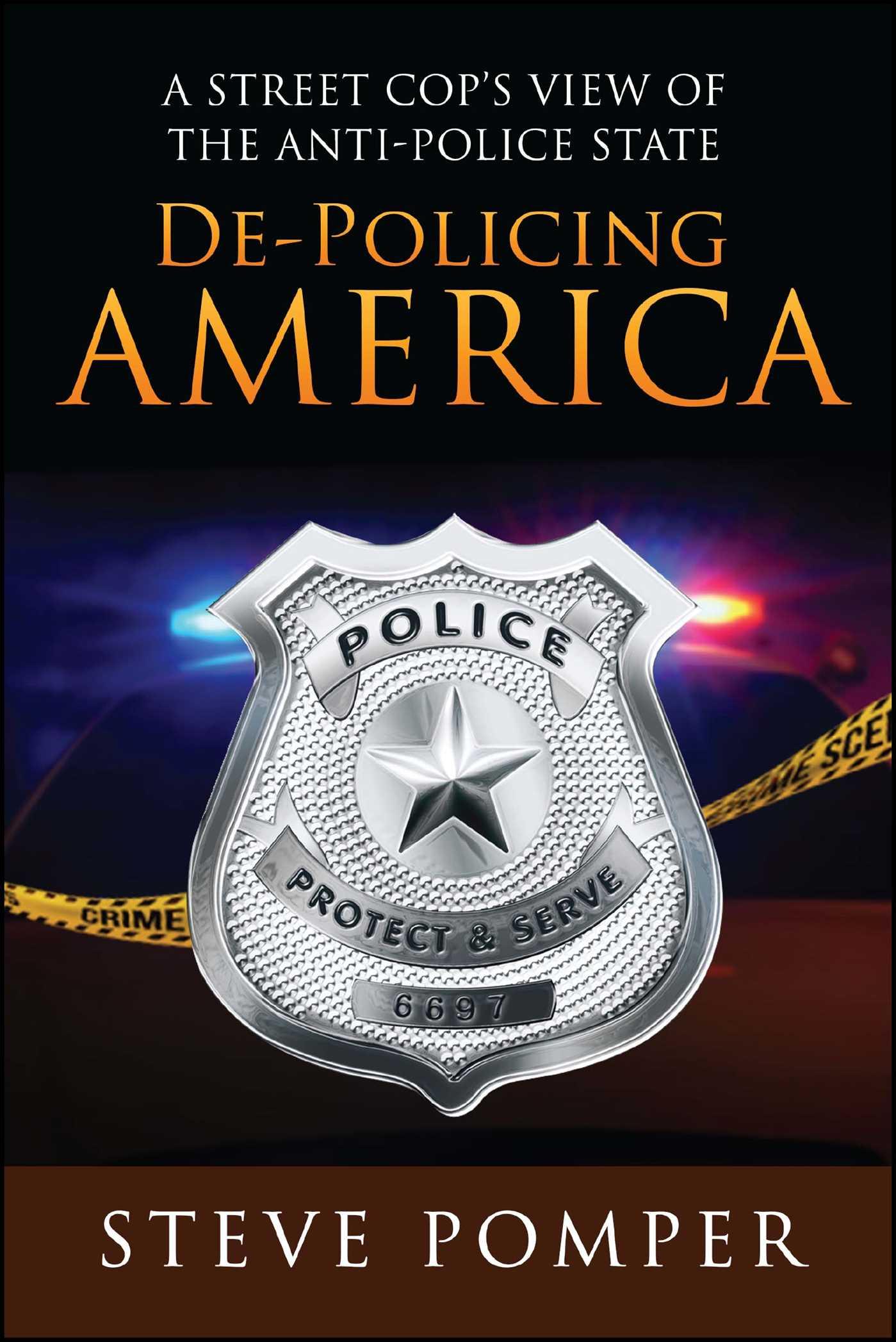 De policing america 9781682616697 hr