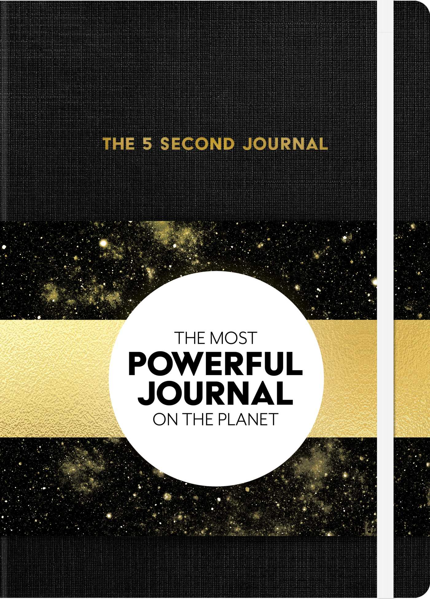 The 5 second journal 9781682617229 hr