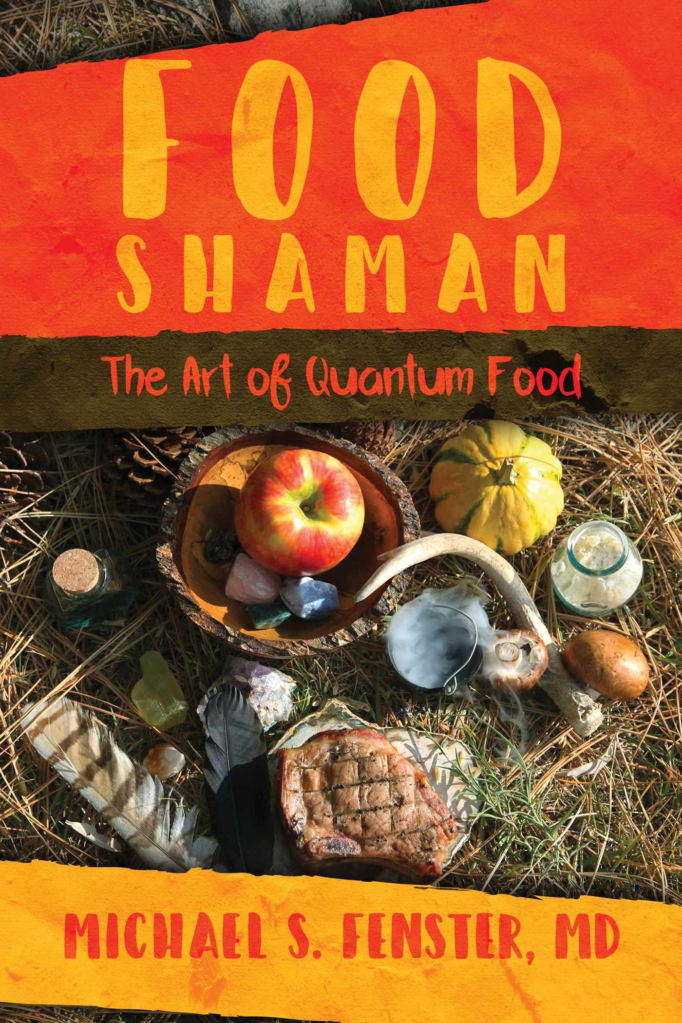Food shaman 9781682617243 hr