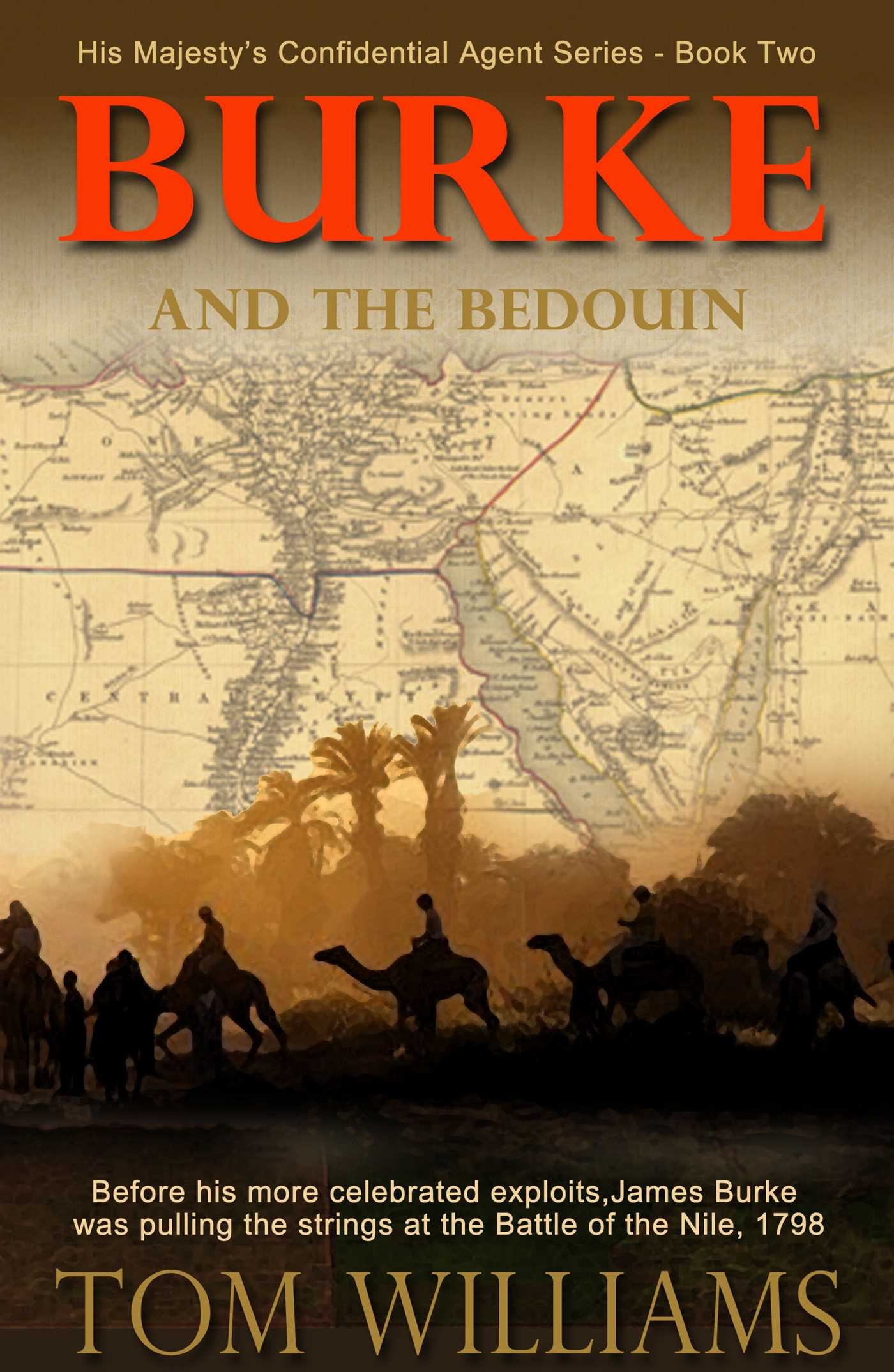 Burke and the bedouin 9781682990438 hr