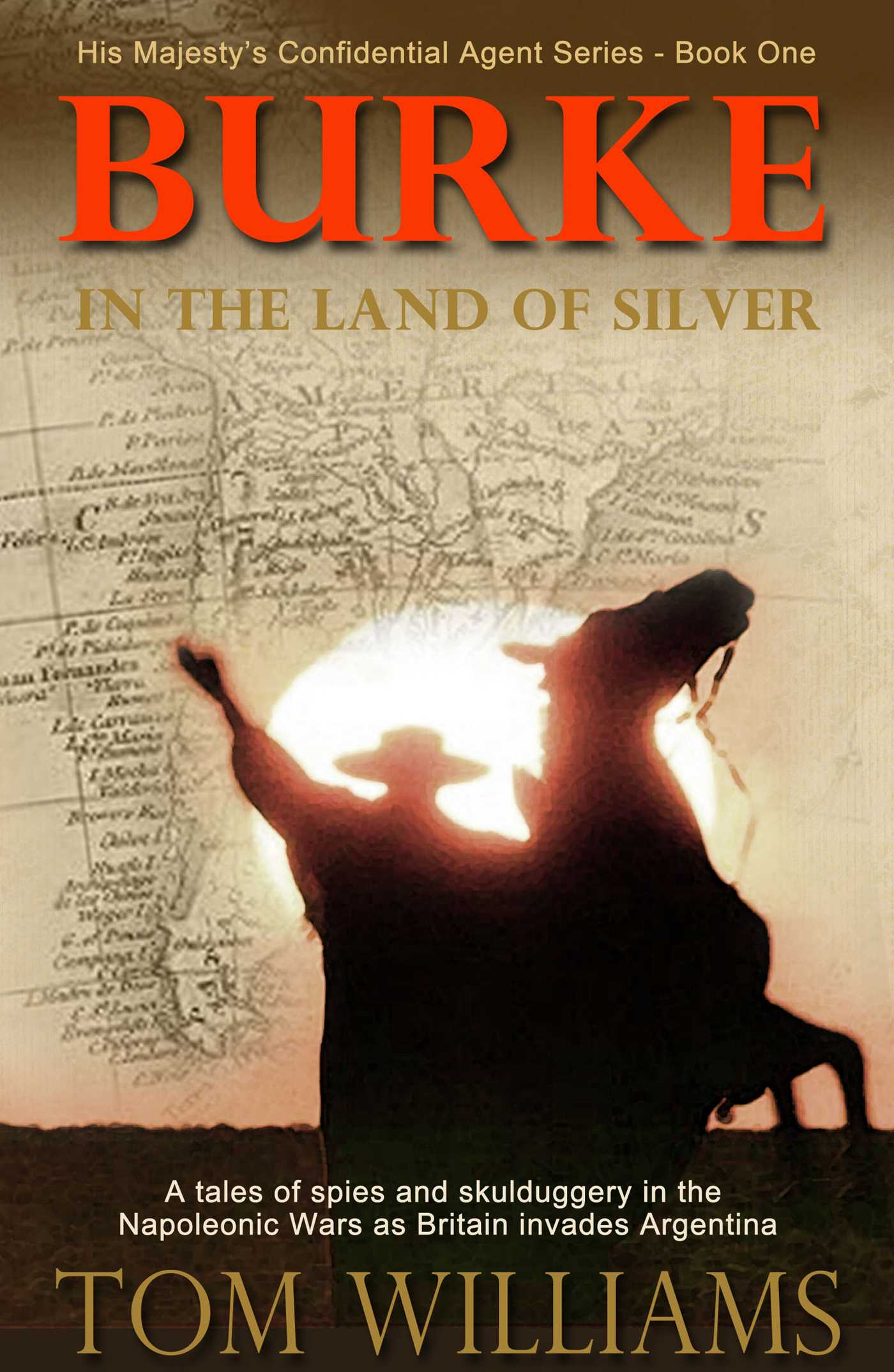 Burke in the land of silver 9781682990452 hr