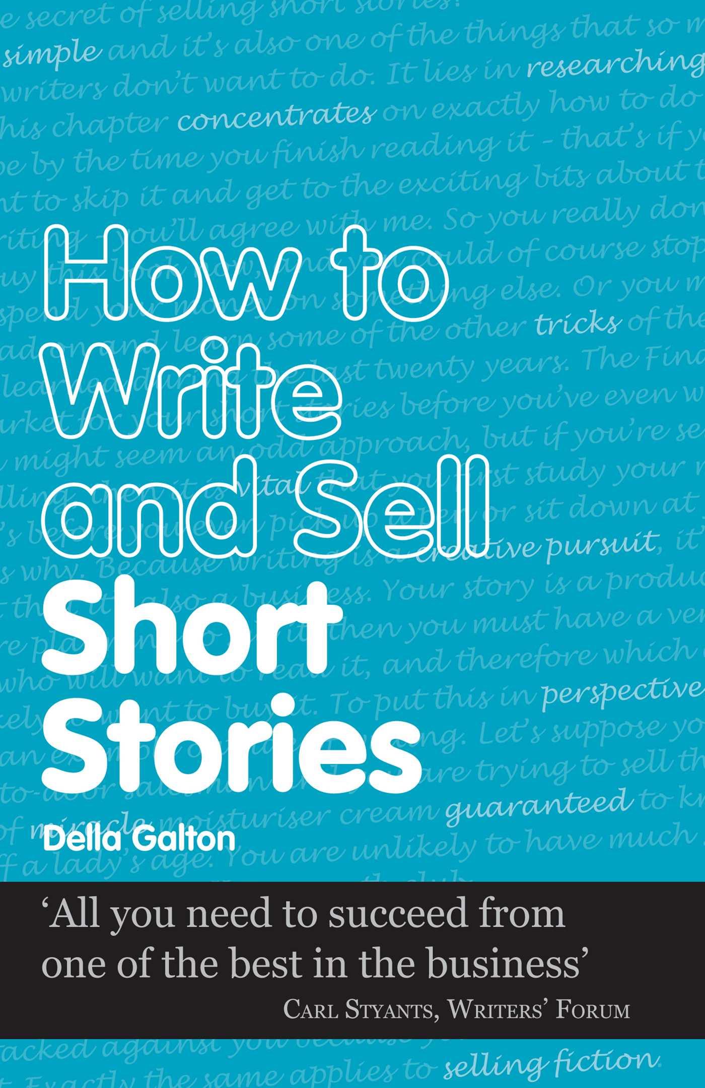 how do you write short stories