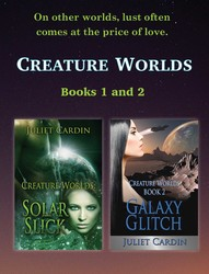 Creature Worlds: Solar Slick & Galaxy Glitch