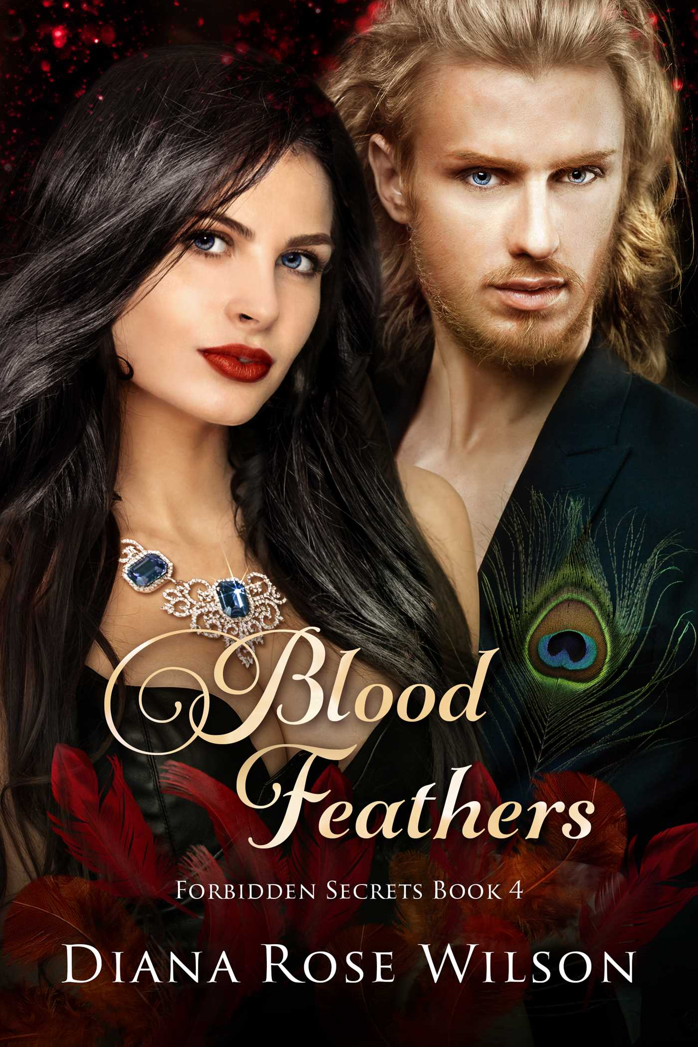Blood feathers 9781682992487 hr
